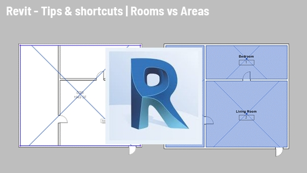 Revit tips: Rooms vs Areas